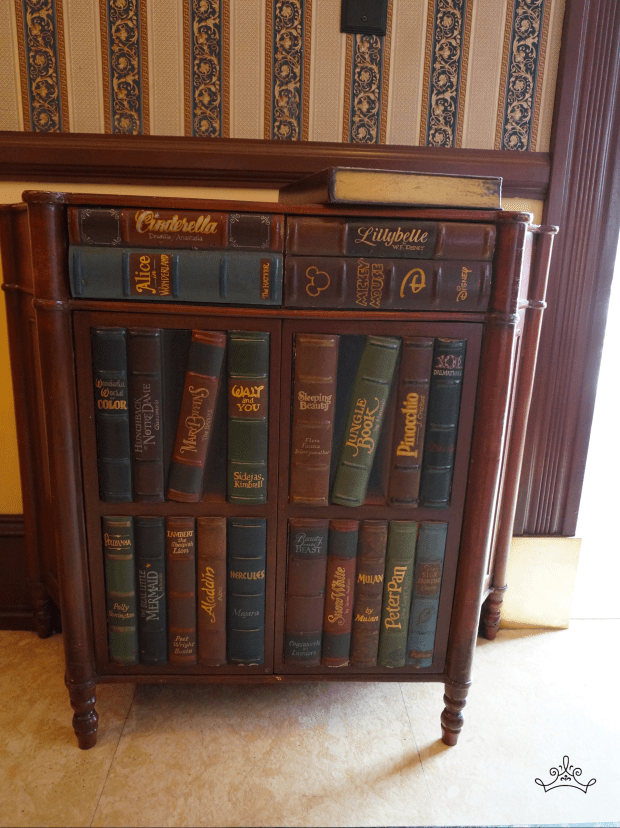 City Hall Bookcase