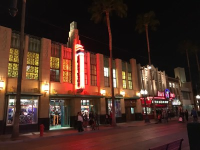 Lands After Dark: Hollywood Land
