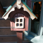 Mr. Bluebird's House
