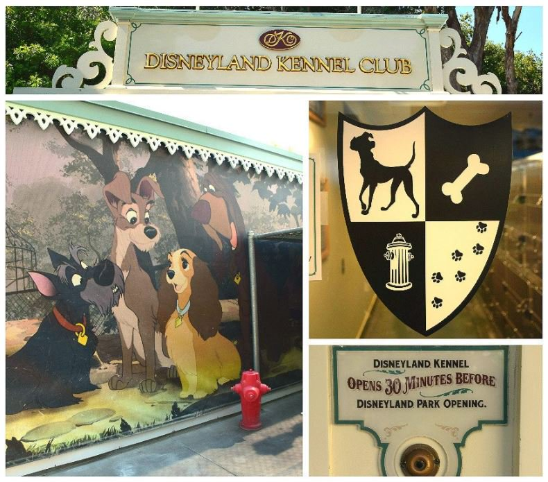 Disneyland Resort Kennel Club