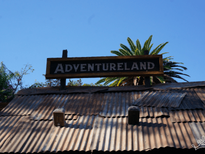 Little Details: Adventureland