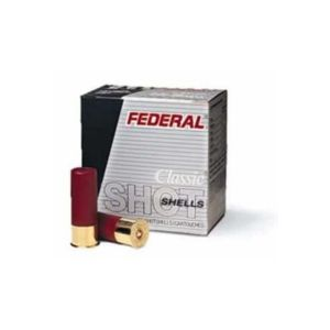 Federal H1255 Game SHOK Field 11/4 25 Rounds Per Box