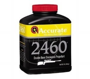 2460 1lb - Accurate Powder