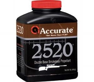 2520 1lb - Accurate Powder