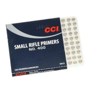 CCI Small Rifle Primers #400
