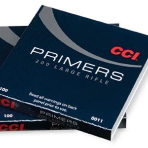 CCI Large Rifle Primers