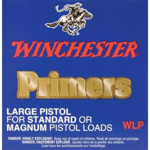 Buy Winchester Large Pistol Primers