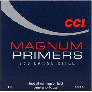 CCI Large Rifle Magnum Primers #250