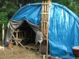To jest właśnie Namiot Przemiany. Przenośna sauna inspirowana tradycją słowiańskiej, ruskiej bani. Zastanawiacie się jak jest w środku? Musisz to sprawdzić i doświadczyć osobiście :)