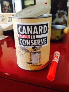 cannedduck