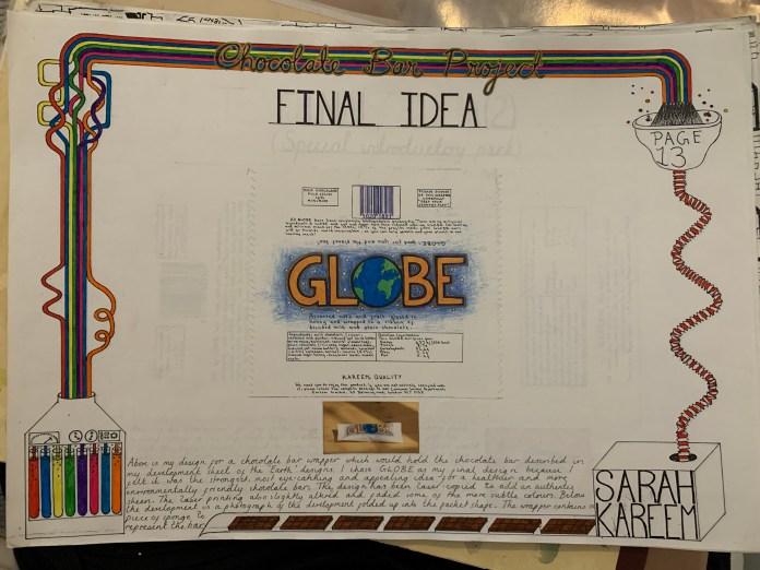 choc final idea