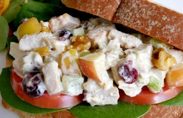 Simple but delicious turkey sandwiches #recipes
