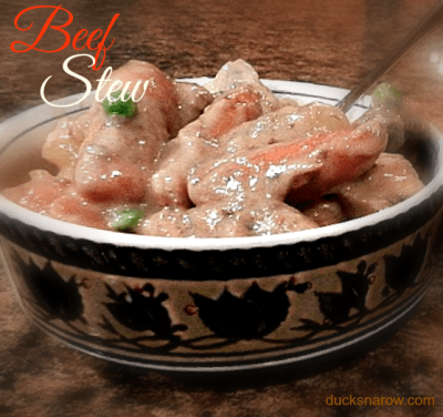 beef stew, slowcooker recipe