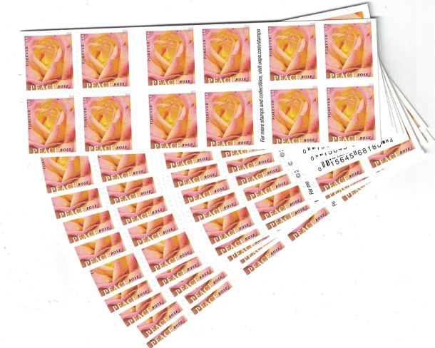 Forever USPS Postage Stamps #ad