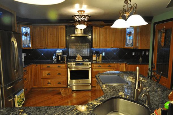 modern kitchen, contemporary kitchen, new kitchen, efficient kitchen