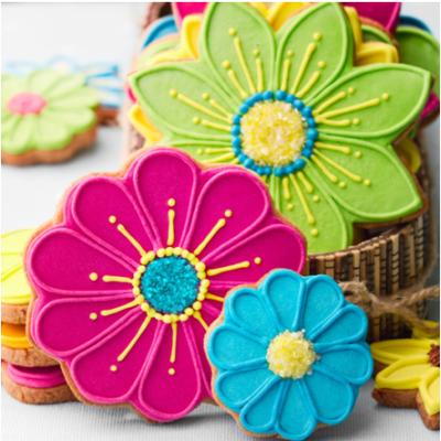 cookies, decorative cookies, gifts  www.ducksnarow.com