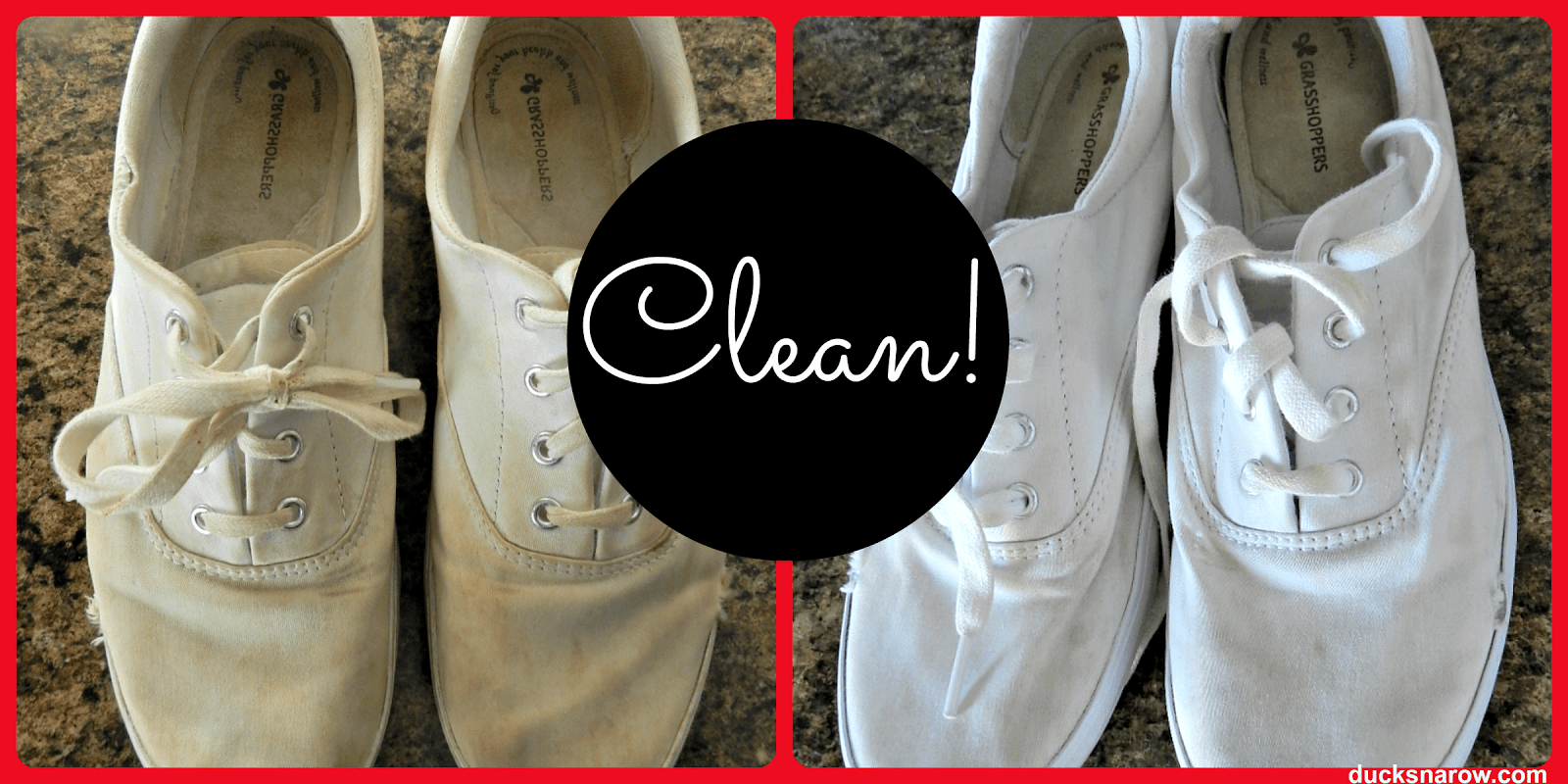how to clean white canvas converse
