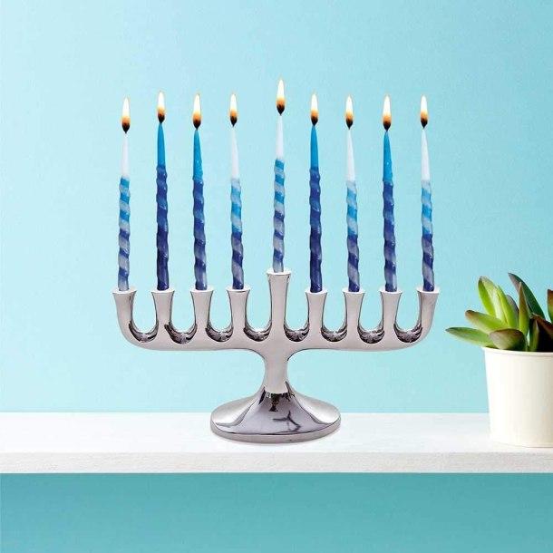 Hanukkah Menorah #ad
