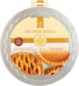 Mrs. Anderson's Pie Crust Shield #Ad