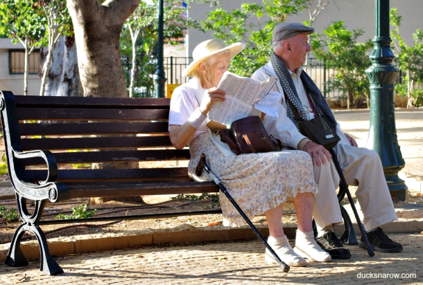 Take care of the elderly members of your family with these 12 tips #eldercare