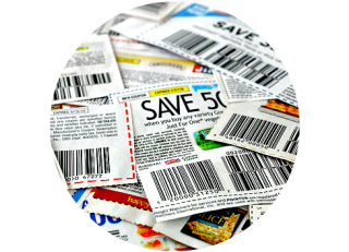 coupon clipping #savings