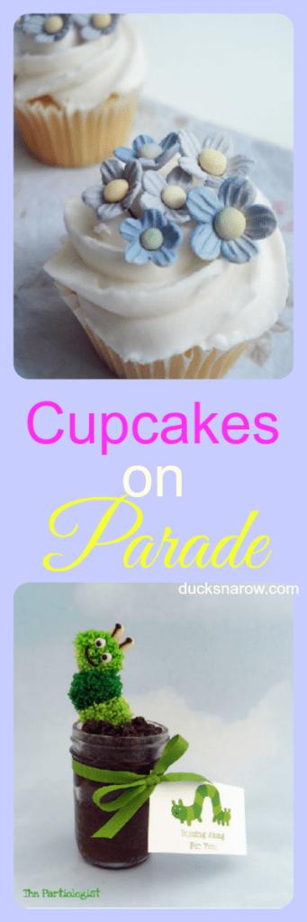cupcake recipes, cupcake decorating, cake