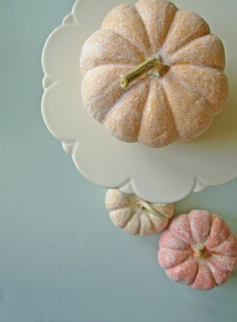 sugar and spice pumpkins