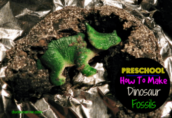 Preschool activity for D is for Dinosaur theme.