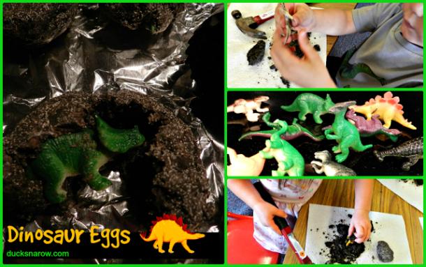 fossils, dinosaurs, preschool lessons, Letter D