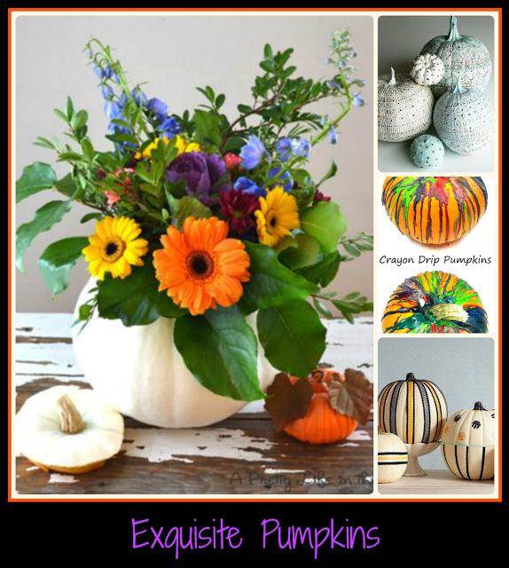 garden decor, pumpkin decorations, home decorating, holidays, Pinterest