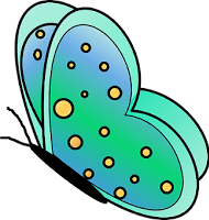 butterfly picture hunt game for preschool