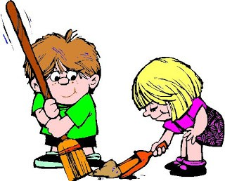 broom, cleaning, kids helping, helpers.maid