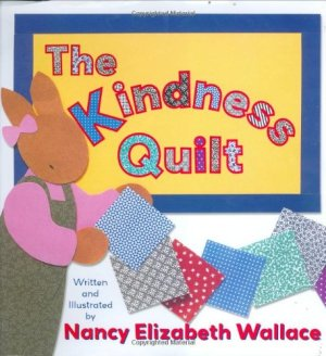 The Kindness Quilt story book for kids #ad