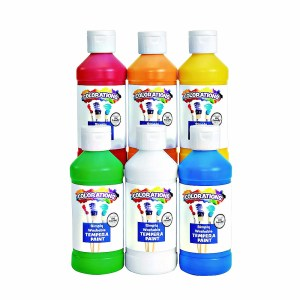 Washable tempera paint for kids #ad