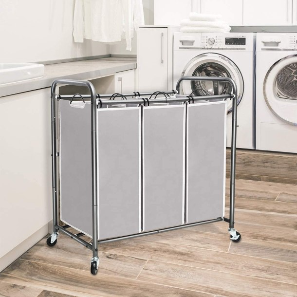 Laundry sorters help make wash day so much easier #ad