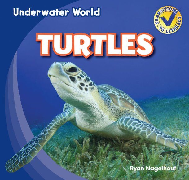 "Childrens book ""Turtles"" AD"