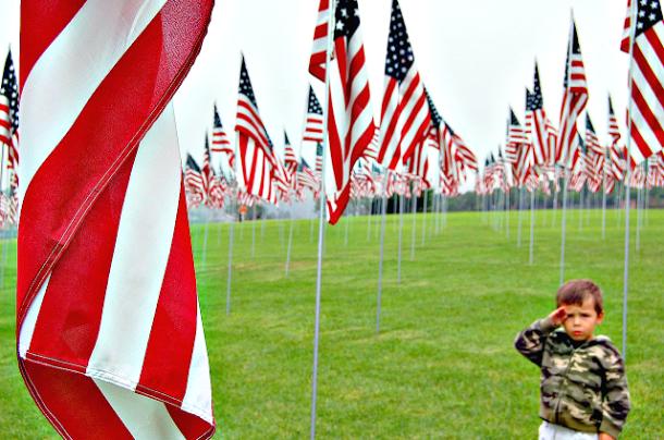 Tribute to World War 2 Veterans