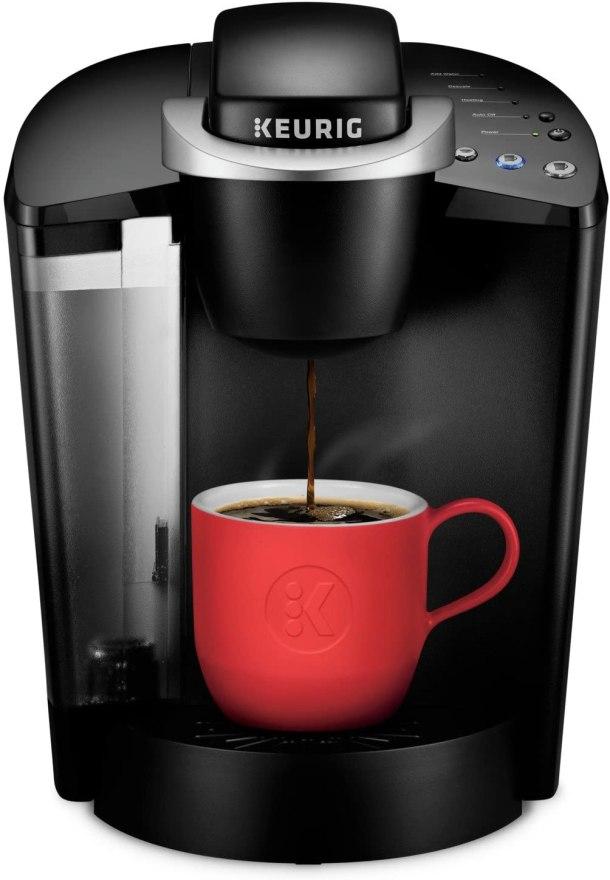 Keurig K-cup coffee maker - best seller #ad