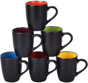 Coffee mug set of 6 #ad