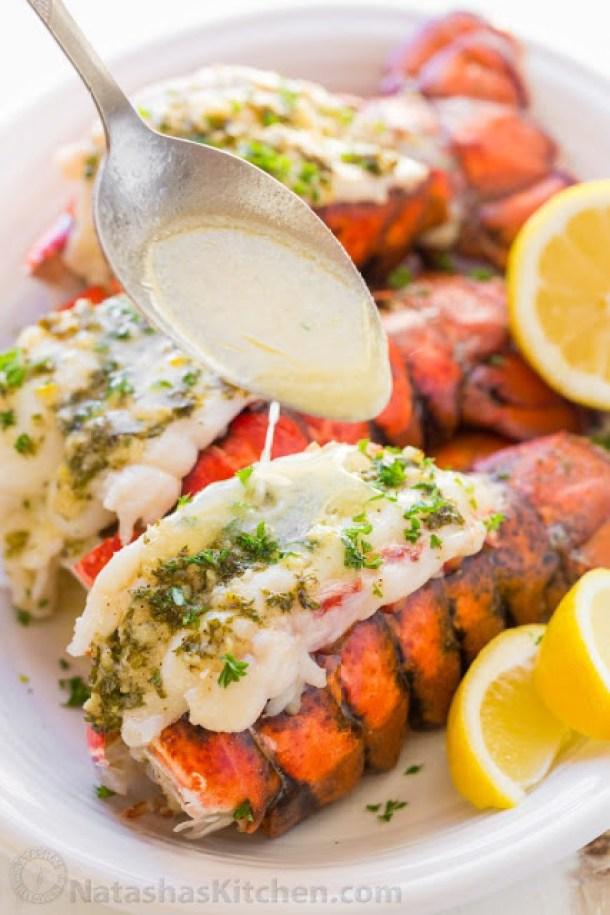 lobster, seafood