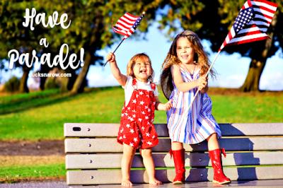 kids activities, patriotism, summertime fun, family fun