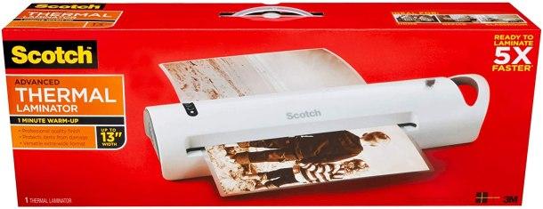 Scotch advanced thermal laminator, extra wide #Ad