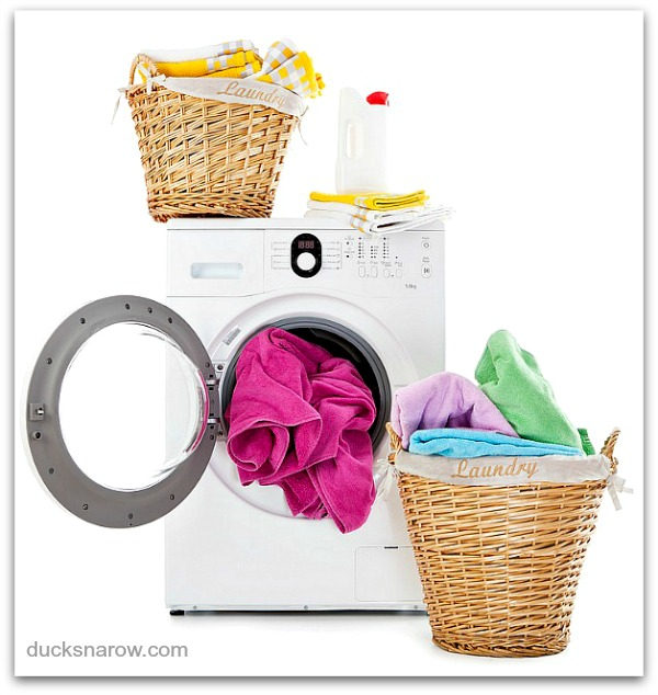 Simple tools to make doing the laundry easier #tips