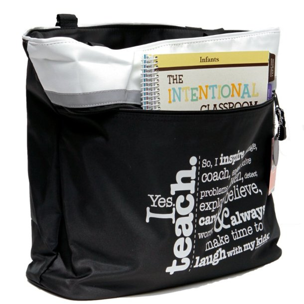 Awesome tote bag for teachers #ad