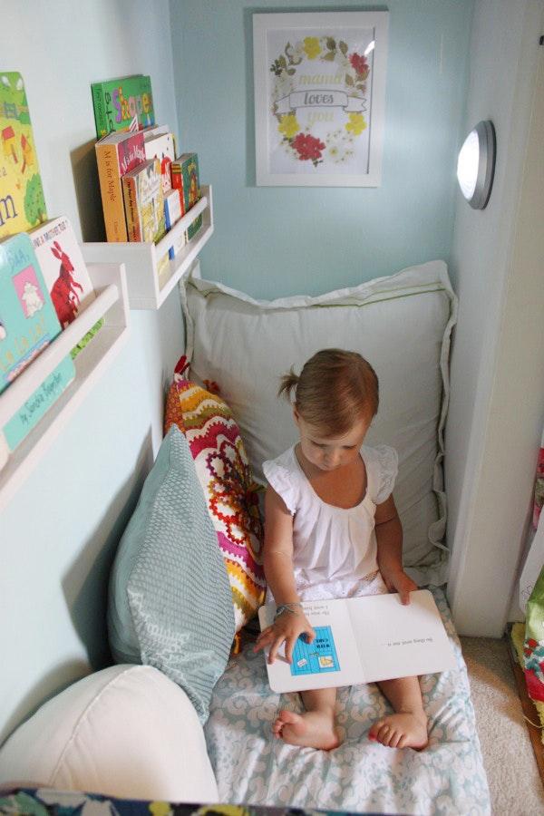 Kids Secret Room Attic