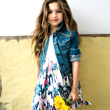 Spring clothes for kids at GREAT prices #ad