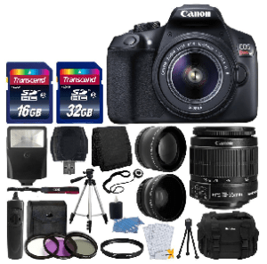 great mom gift - Canon camera bundle