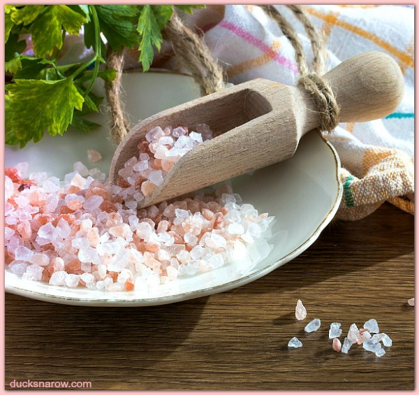 Himalayan pink salt with tremendous health possibilities - hear what Dr. Oz had to say about it #healthtips #ad