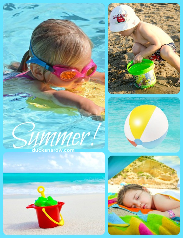 Smart moms list for family fun at the beach #tips
