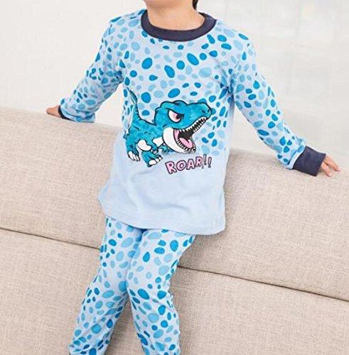 Boys dinosaur pajamas set #affiliate